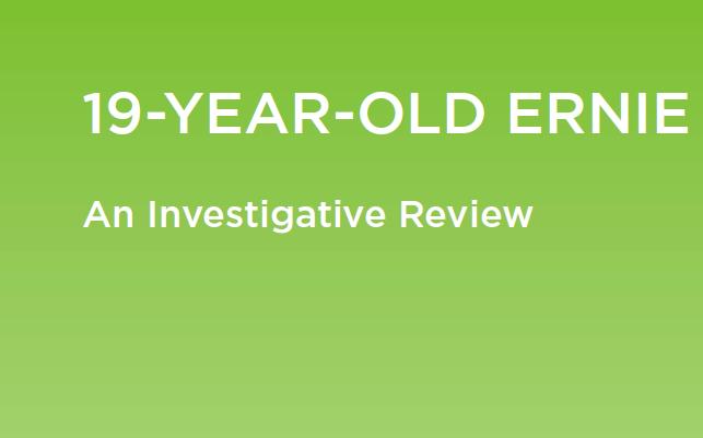 Investigative Review: Ernie