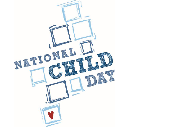 National Child Day logo