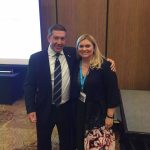 Kirsten Wiebe and Sheldon Kennedy
